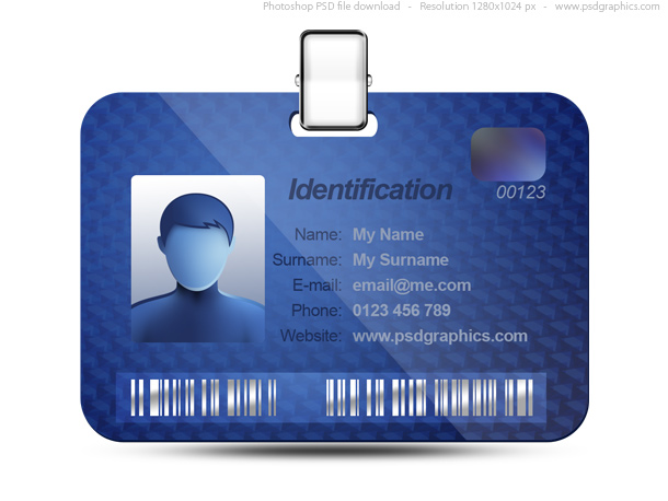 12 Name Tag PSD Images