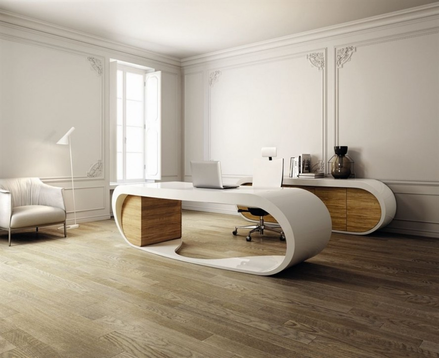 Desk Home Office Cool