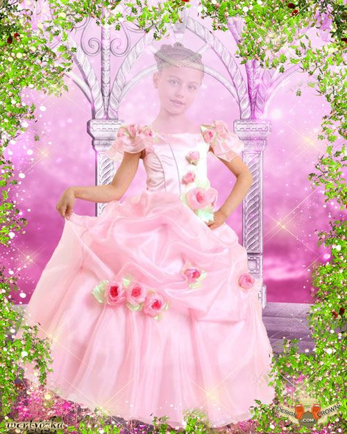 Dress Templates Photoshop