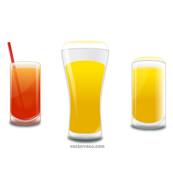 Drinks Vector Free