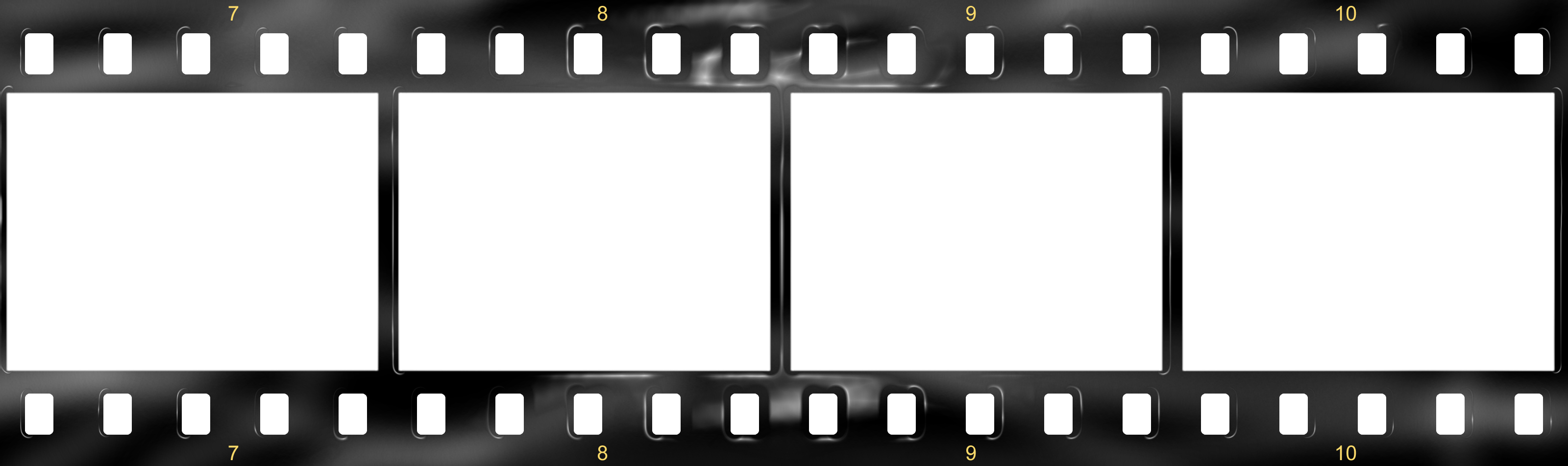 14 film psd templates images movie film template film for Film strip picture template