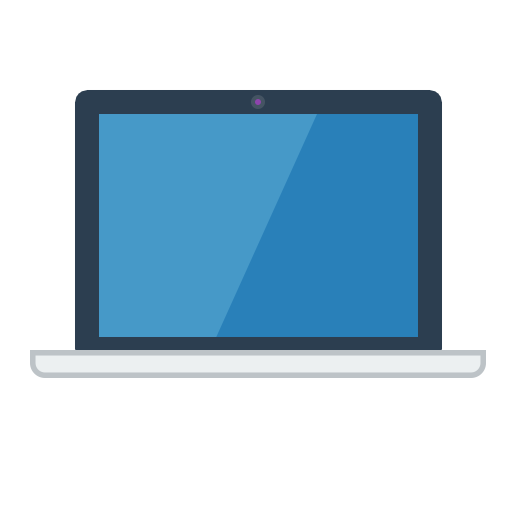 laptop flat icon png - photo #2