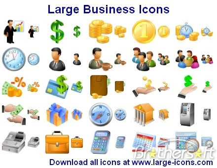 Free Business Icons and Clip Art