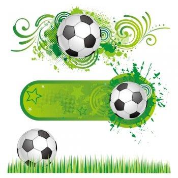 Free Football Vector Art EPS