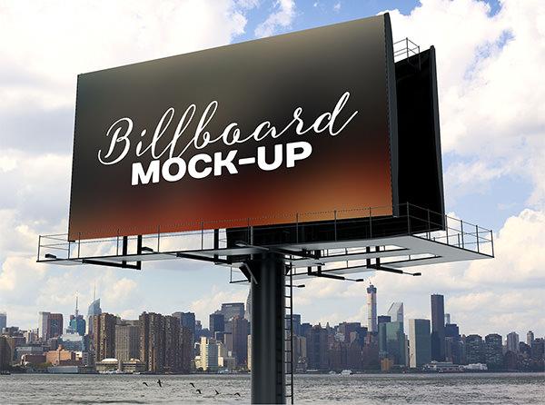 Free Mockups for Billboard S