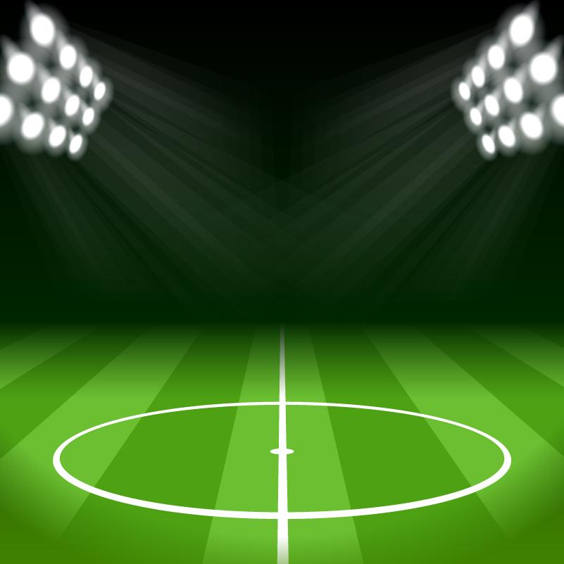 Free Vector Football Field