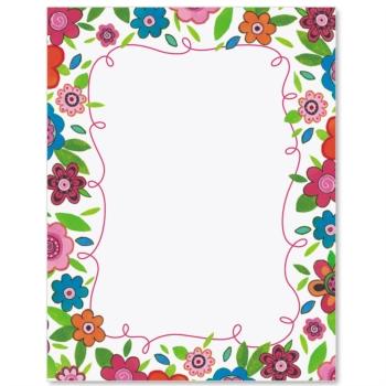 Fun Paper Border Designs