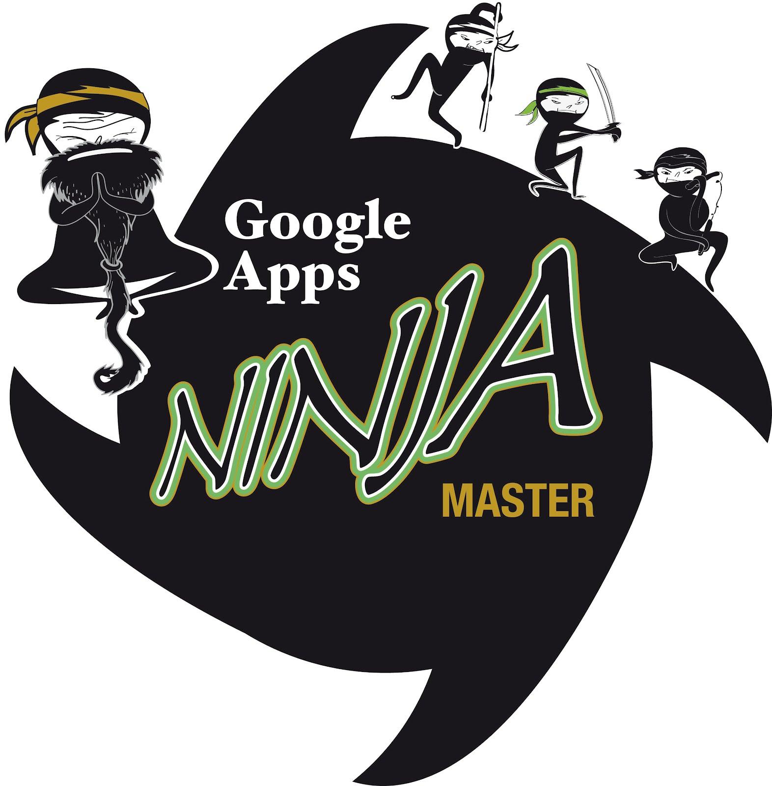 Google Apps Ninja Master
