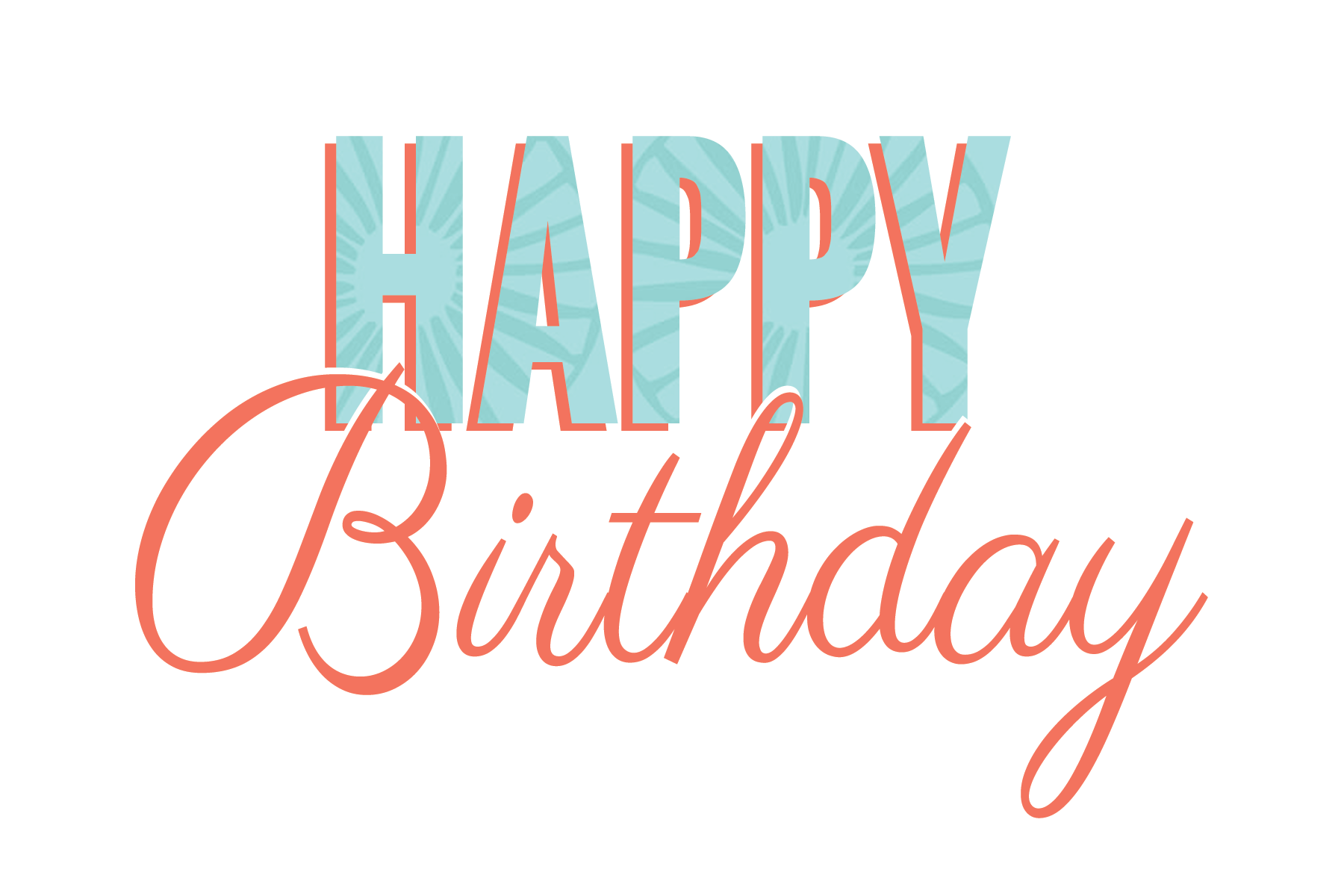 14 Happy Birthday Font Design Images