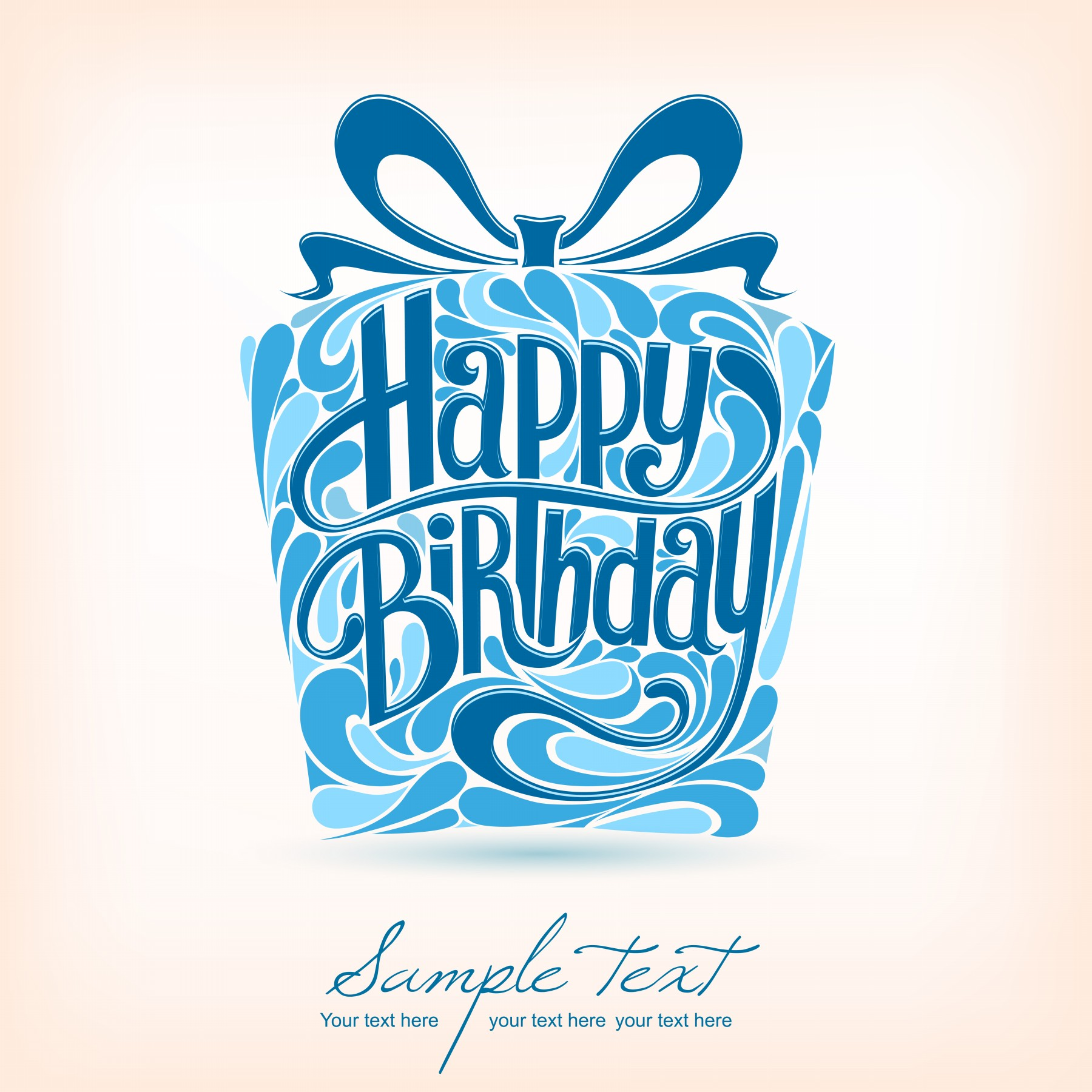 Birthday card font image collections birthday cards ideas 14 happy birthday font design images happy birthday font happy happy birthday graphic design bookmarktalkfo image bookmarktalkfo Choice Image