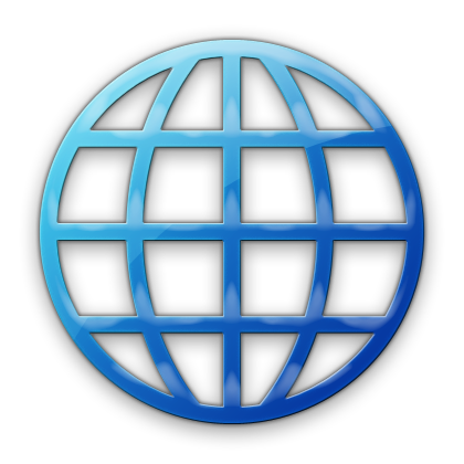 13 Internet Globe Icon Images - Globe Icon Vector ...