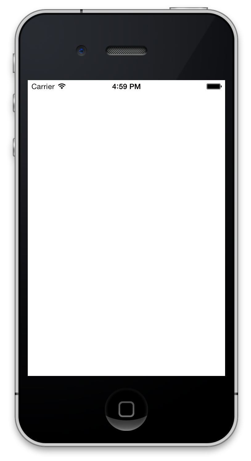 Blank App Icon Iphone