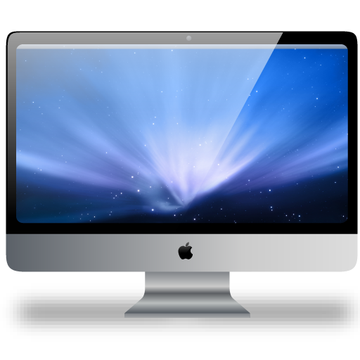 13 IMac Desktop Icons Images