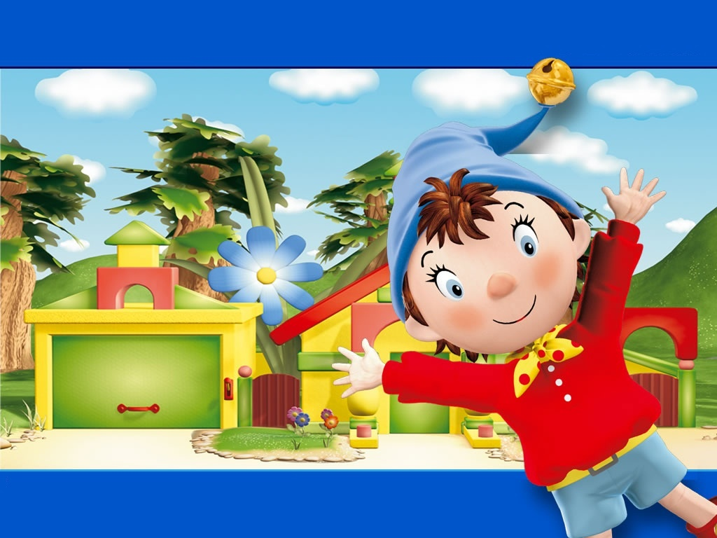 Make Way for Noddy Cartoon