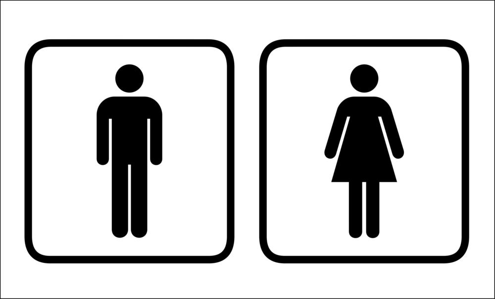 17 bathroom symbols vector images - men and woman bathroom symbols, men  bathroom sign vector and bathroom sign vector / newdesignfile.com  newdesignfile.com