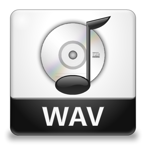10 WAV File Icon Images