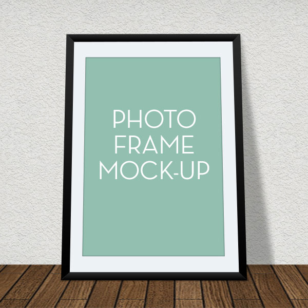 Mock Up Psd Free Frame