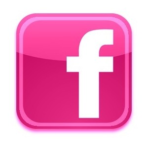 10 Facebook Like Icon In Pink Images