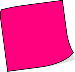 11 Pink Notes Icon Images