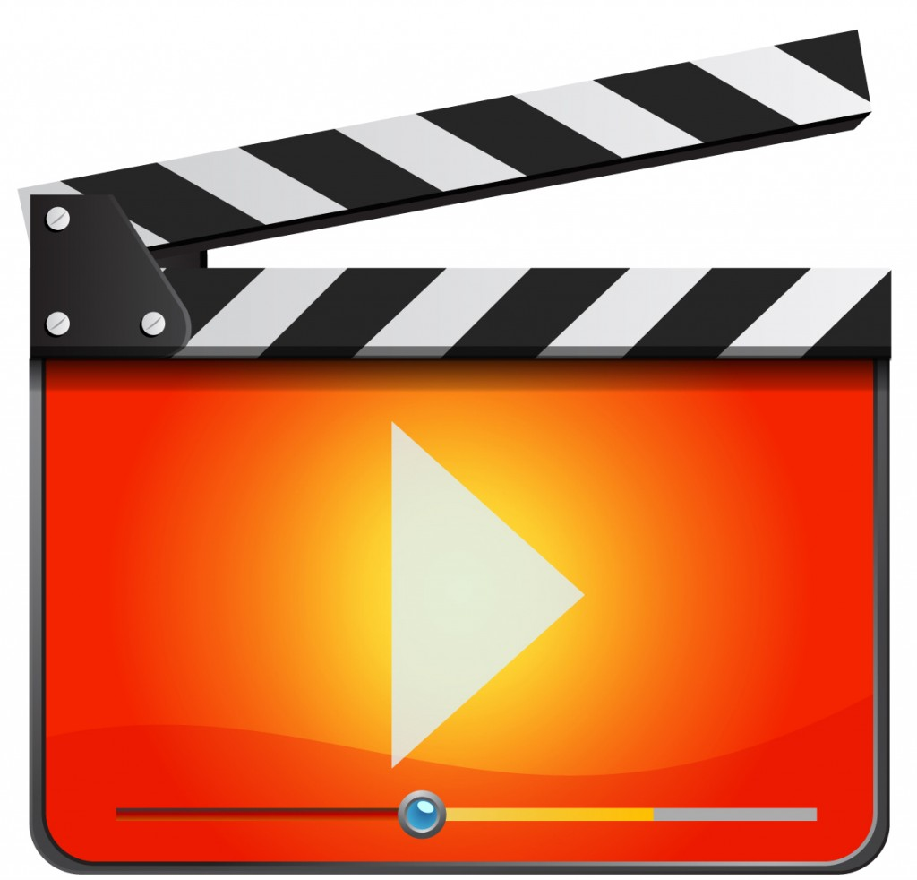 15 red movie icon images