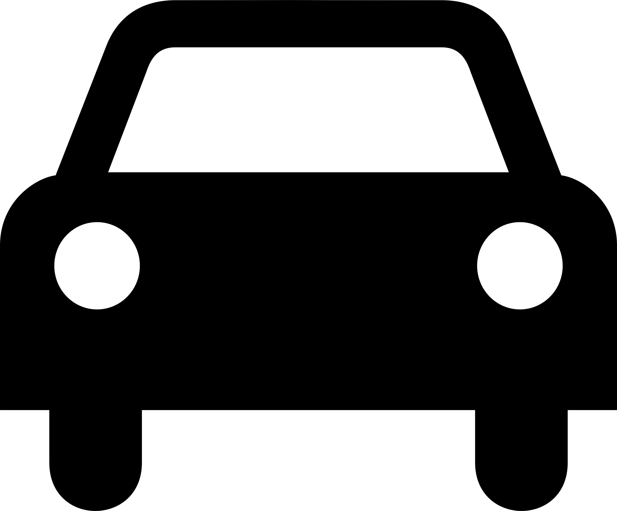 Simple Car Icon