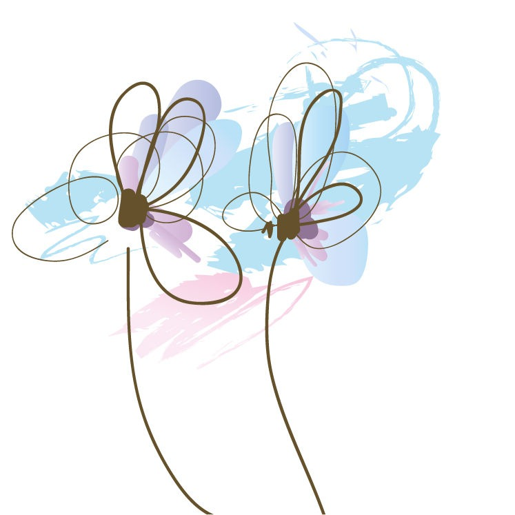Simple Flower Vector
