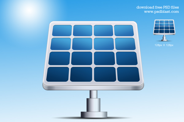 11 Solar Power Icon Images