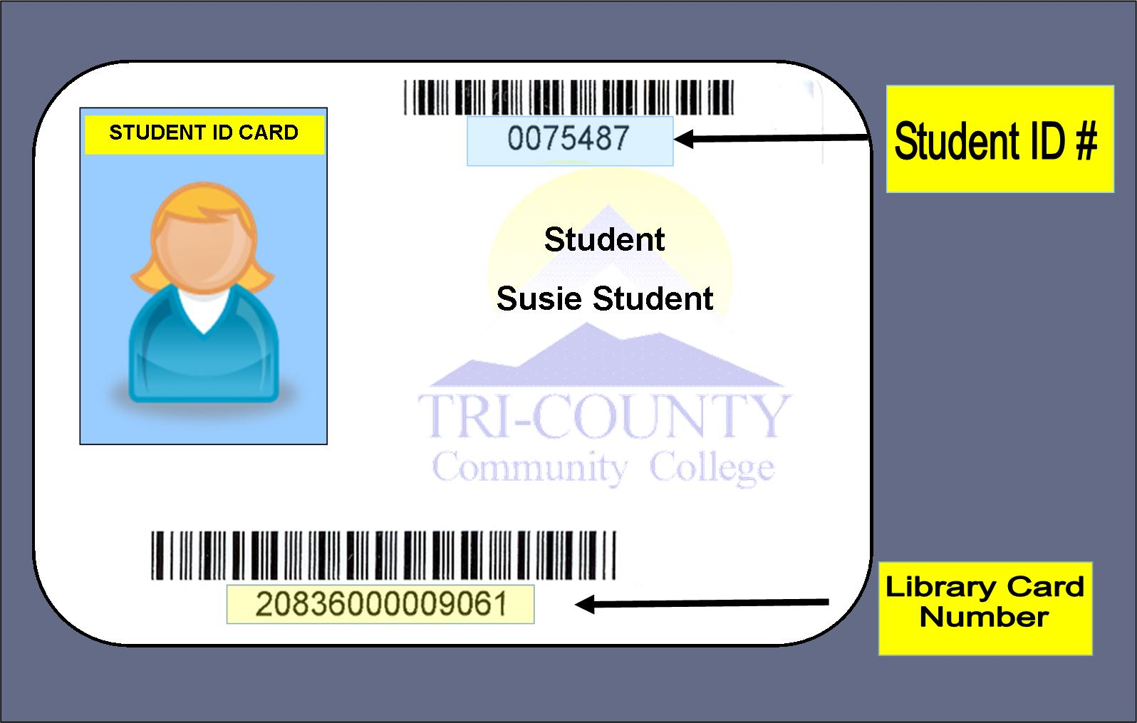 Student ID Number