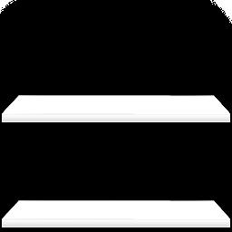 11 White Folder Icon Transparent Images