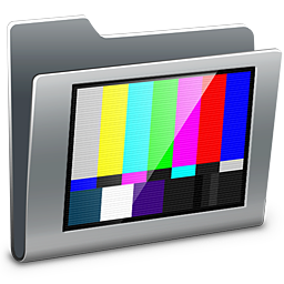 13 3D TV Icon Images