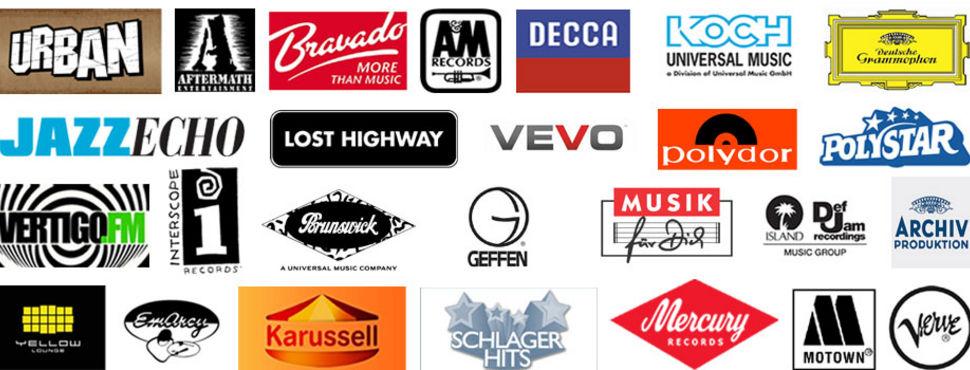 Universal Music Group Logo