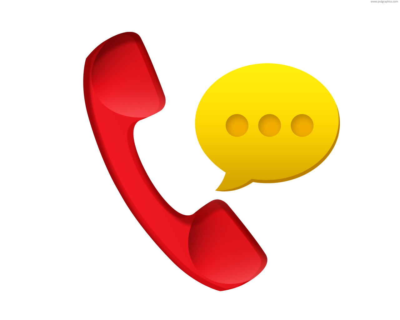 14 Red Voicemail Icon Images
