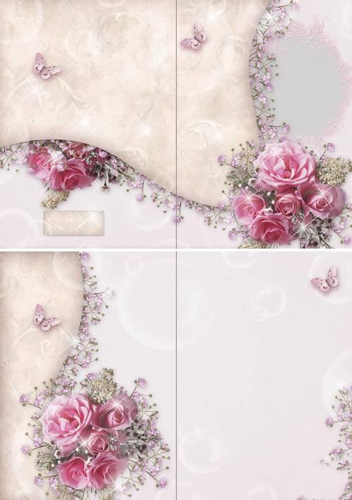 Wedding Card Template Free