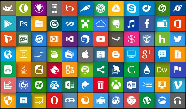 9 Best Free Web Icons Images
