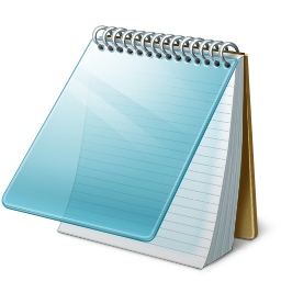 12 Windows Document Icon Notepad Images