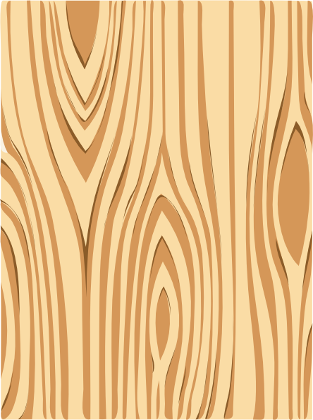 15 Wood Grain Vector Clip Art Images