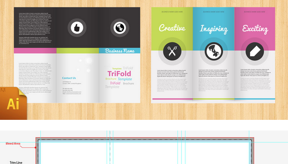 2014 Best Brochure Designs