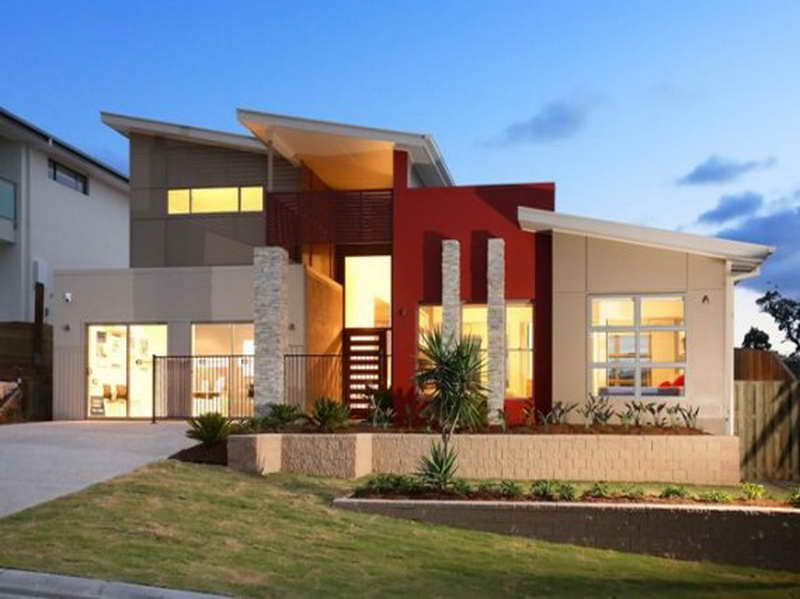 16 Amazing House Designs Images - 3 Stories Dream Houses ... - photo#49