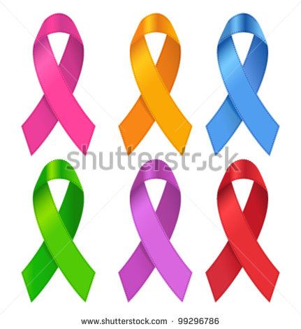 9 Als Awareness Ribbon Vector Images