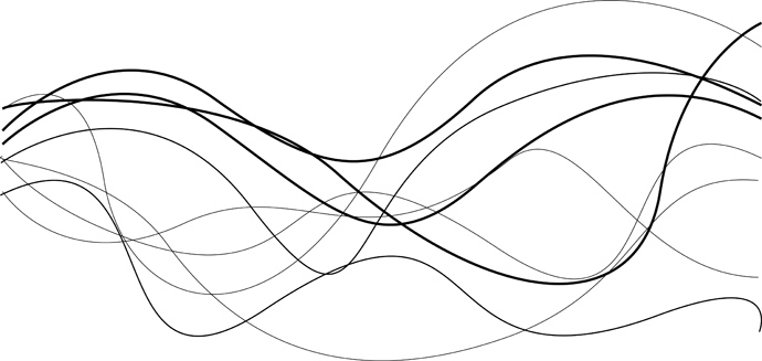 Vector Drawing Lines Review : Free vector lines images line designs