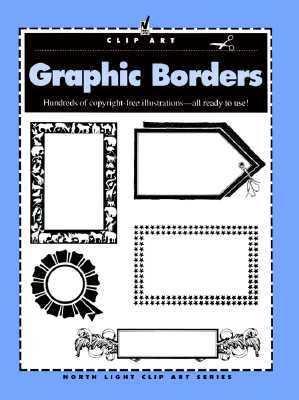 Book Border Clip Art