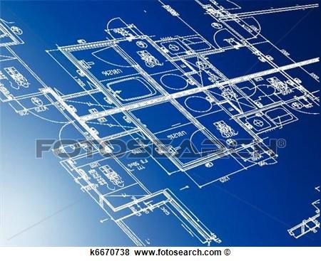 Clip Art Architectural Blueprints