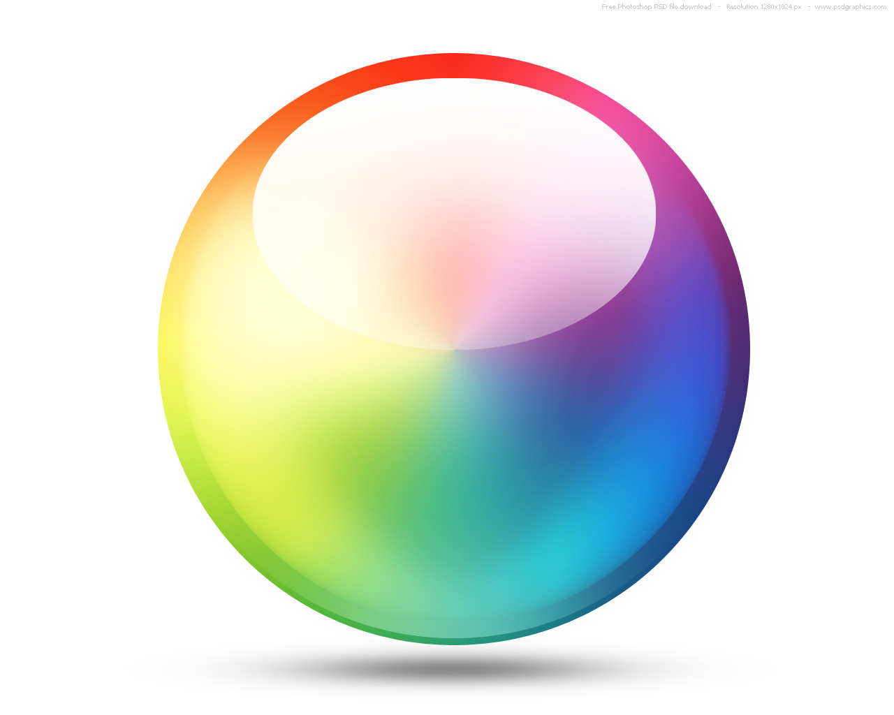 16 Colorful Button Icon Images