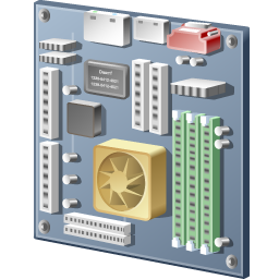 7 Motherboard Computer Icon Images
