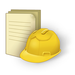 Construction Documents Icon