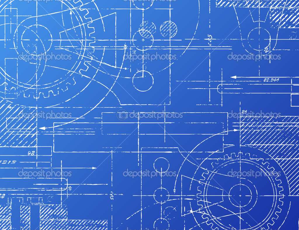 19 stock vector blueprints images construction paper blueprint construction paper blueprint malvernweather Gallery