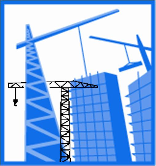 Construction Project Management Icon