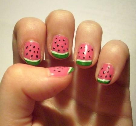 Cute Easy Nail Art
