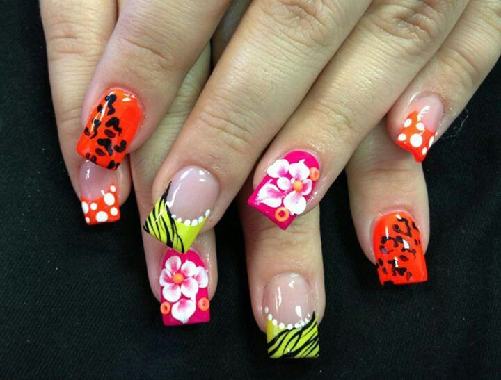 Easy to Do Nail Art Designs