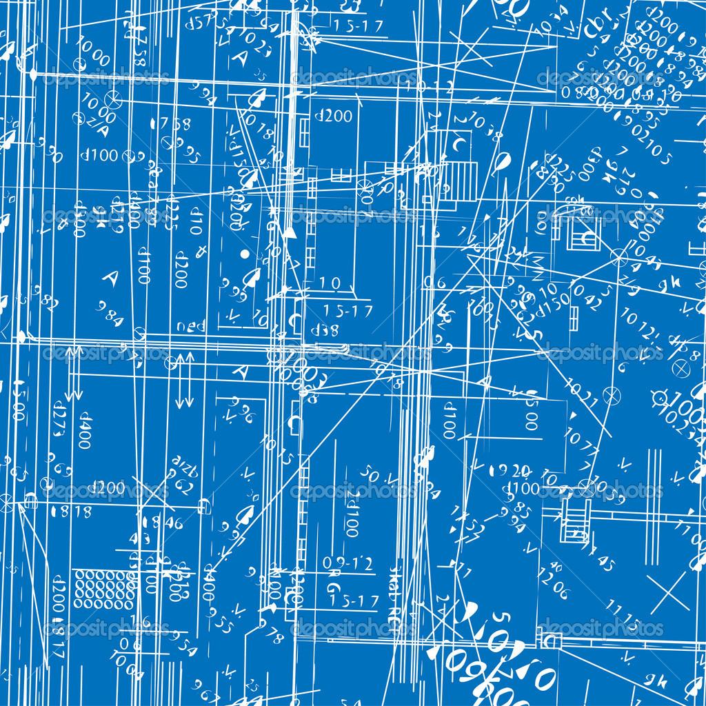 19 Stock Vector Blueprints Images Construction Paper
